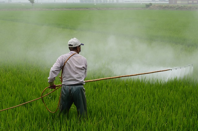 Tranquilidad en los agricultores españoles tras la renovación en el uso del glifosato