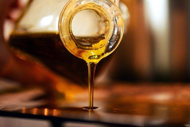 El aceite de oliva, una fuente de vitaminas